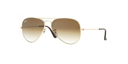 AVIATOR LARGE RB3025 AVIATOR LARGE RB 3025 001/51 Gold