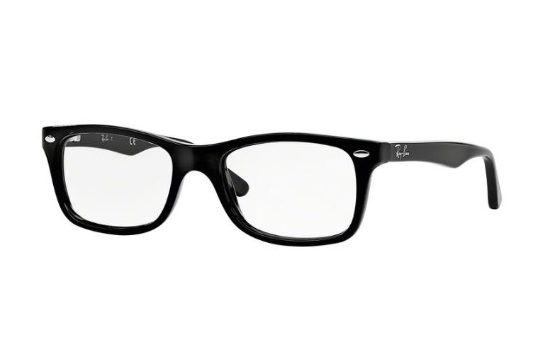 1bc97c10d7056 Ray-Ban RX5228 RX 5228 2000 Shiny Black