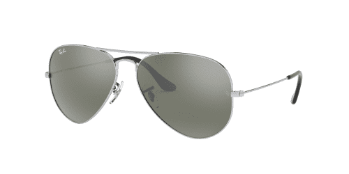 AVIATOR LARGE RB3025 AVIATOR LARGE RB 3025 W3275 Silver