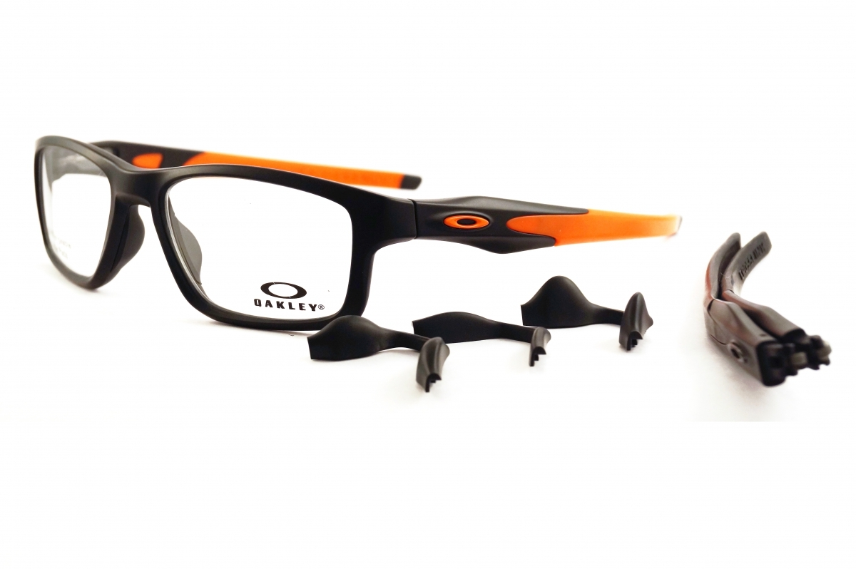 a2089bdfe52 Oakley CROSSLINK MNP OX8090 CROSSLINK MNP OX 8090 809001 Satin Black