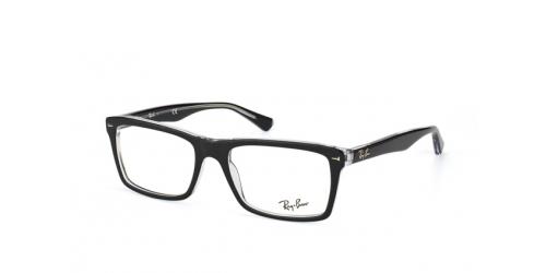 RX5287 RX 5287 2034 Black on Transparent