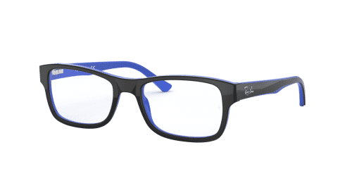 Ray-Ban Ray-Ban RX5268 5179 Black on Blue