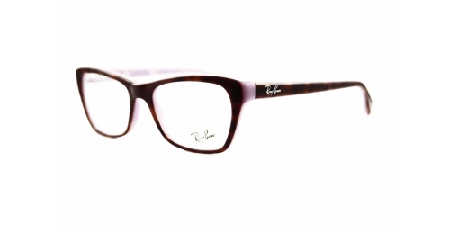 Ray-Ban RX5298 5240 Brown/Pink