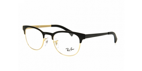 Ray-Ban RX6317 2833 Black/Gold
