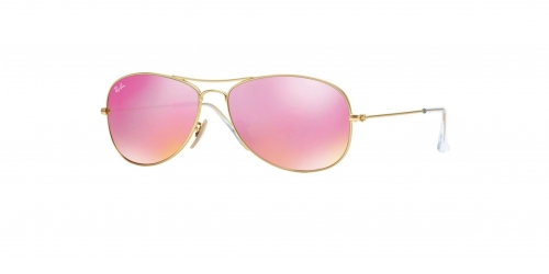 Ray-Ban COCKPIT RB3362 112/4T Matte Gold