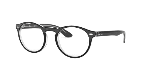 Ray-Ban Ray-Ban RX5283 2034 Black on Transparent
