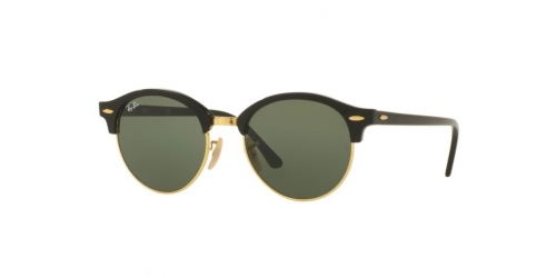 Ray-Ban RB4246 Clubround 901 Black