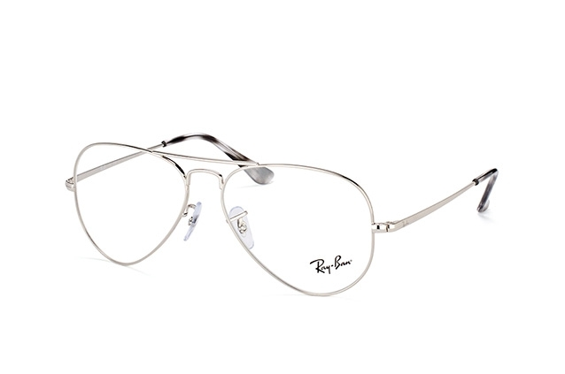 4948156598 Ray-Ban RX6489 RX 6489 2501 silver