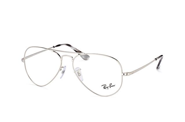 31210f6b82a4 Ray-Ban RX6489 RX 6489 2501 silver