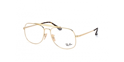 Ray-Ban The General RX6389 2500 gold
