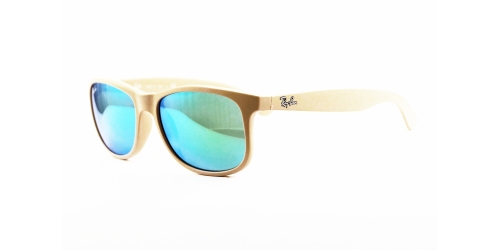 Ray-Ban RB 4202 Andy 6154/3R Beige/Cream