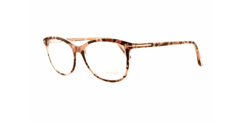 Tom Ford TF5388 055 Havana/Pink