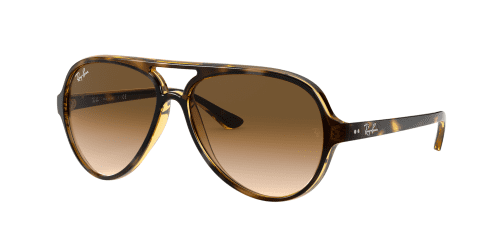 Ray-Ban Ray-Ban Cats 5000 RB 4125 710/51 Light Havana