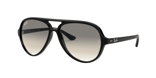 Ray-Ban Cats 5000 RB 4125 601/32 Black