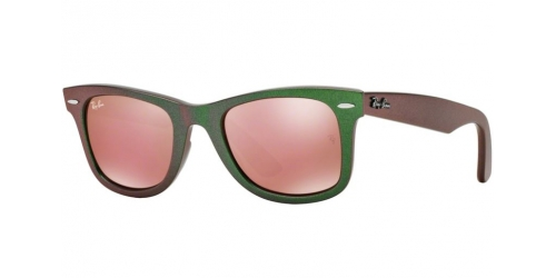 Wayfarer RB 2140 6109/Z2 Green