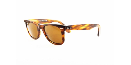 Ray-Ban Wayfarer RB 2140 954 Light Tort