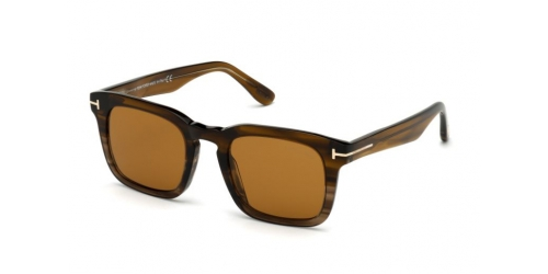 Tom Ford TF0751 55E Coloured Havana/Brown