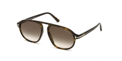 Tom Ford TF0755 52K Dark Havana/Gradient Roviex