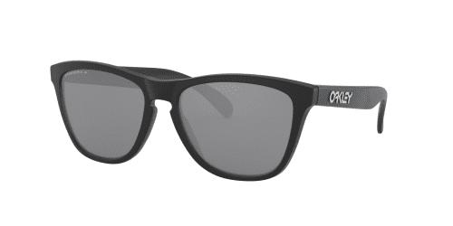 Oakley Oakley Frogskin OO9013 9013F7 Matte Black Polarized