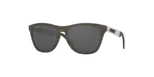 Oakley FROGSKINS MIX OO9428 942807 Woodgrain Polarized