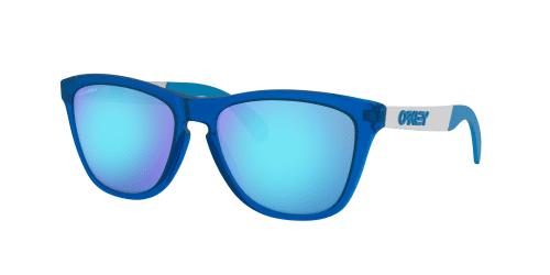 Oakley Oakley FROGSKINS MIX OO9428 942803 Matte Translucent Sapphire