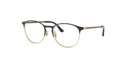 RX6375 RX 6375 3051 Matte Black on Rubber Gold
