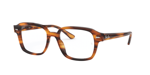 Ray-Ban Ray-Ban RX5382 2144 Stripped Red Havana