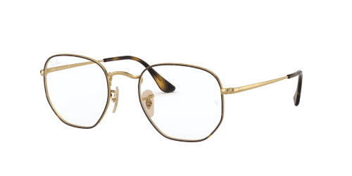 Ray-Ban Ray-Ban RX6448 2945 Top Havana on Gold