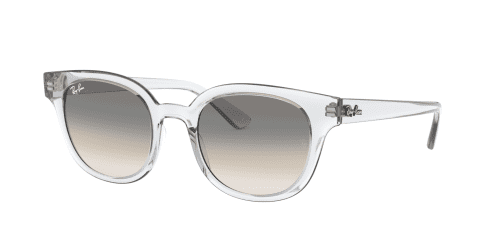 Ray-Ban RB4324 644732 Transparent