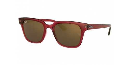 Ray-Ban Ray-Ban RB4323 645193 Transparent Red