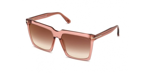 Tom Ford Tom Ford SABRINA-02 TF0764 72G Shiny Pink