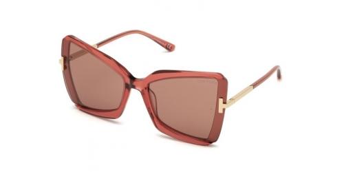 Tom Ford GIA TF0766 72Y Shiny Pink