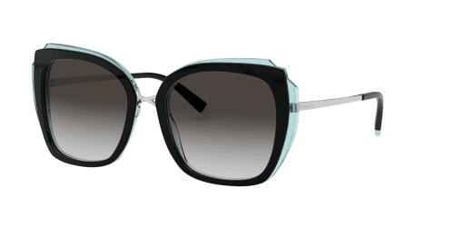 Tiffany Tiffany TF4160 82853C Black/Transparent Blue