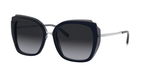 Tiffany TF4160 82883C Blue/Transparent Grey
