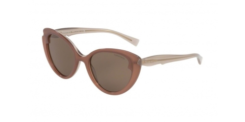 Tiffany TF4163 82813G Opal Sand on Transparent Brown