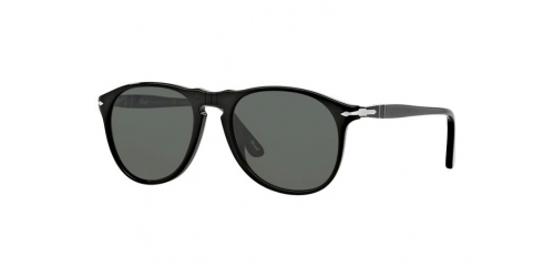 Persol PO9649S PO 9649S 95/58 Black Polarised