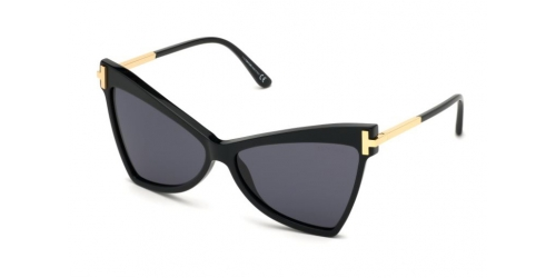 Tom Ford TALLULAH TF0767 01A Black