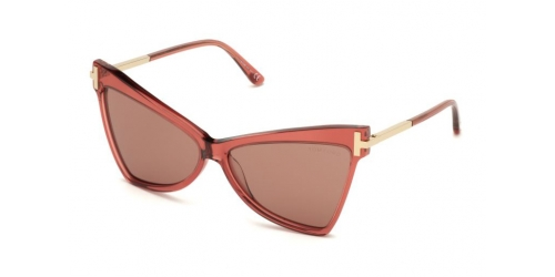 Tom Ford Tom Ford TALLULAH TF0767 72Y Shiny Pink