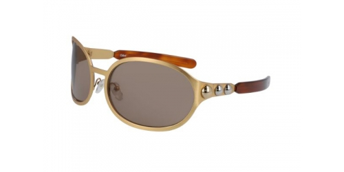 Chloe CE149S CE 149S 743 Gold/Brown Lens