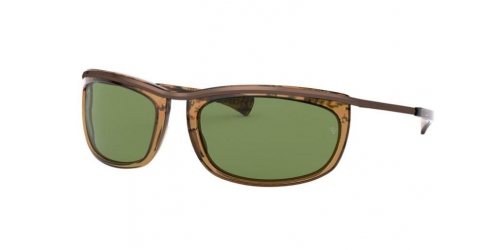 Ray-Ban OLYMPIAN I RB2319 128714 Gradient Havana Brown