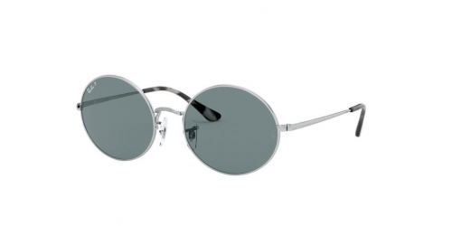 OVAL RB1970 OVAL RB 1970 9149S2 Silver (Polarised)