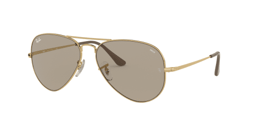 AVIATOR METAL II RB3689 AVIATOR METAL II RB 3689 001/T2 Gold