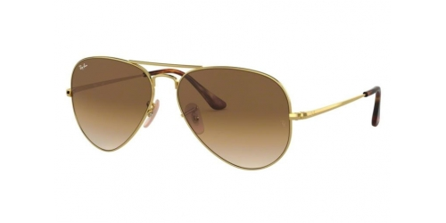 AVIATOR METAL II RB3689 AVIATOR METAL II RB 3689 914751 Gold
