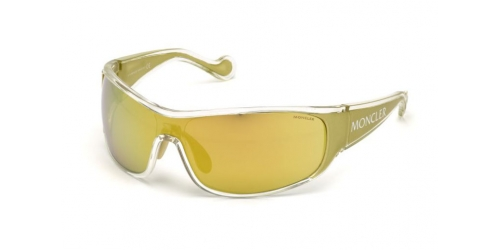 Moncler ML0129 27G Crystal/Yellow