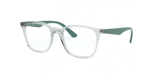 Ray-Ban RX7177 5994 Transparent