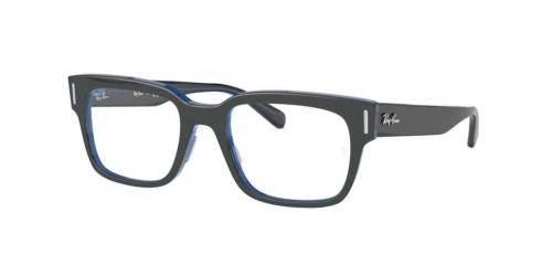 Ray-Ban RX5388 5988 Grey on Transparent Blue