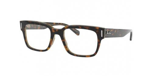 Ray-Ban RX5388 5989 Havana on Transparent Brown