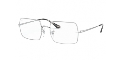 Ray-Ban RECTANGLE RX1969V RX 1969V 2501 Silver