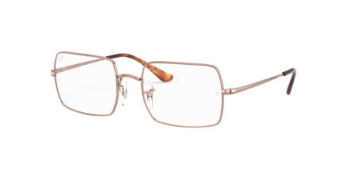 Ray-Ban RECTANGLE RX1969V RX 1969V 2943 Copper