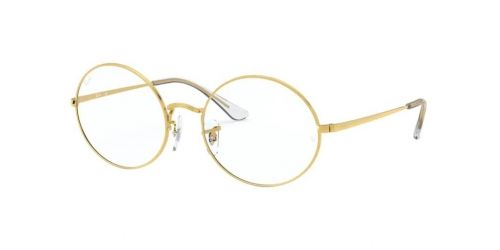 Ray-Ban OVAL RX1970V RX 1970V 3086 Legend Gold
